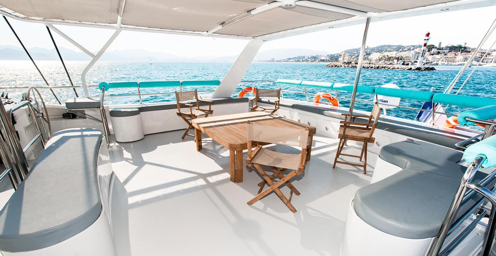 Rivage Croisiere charter